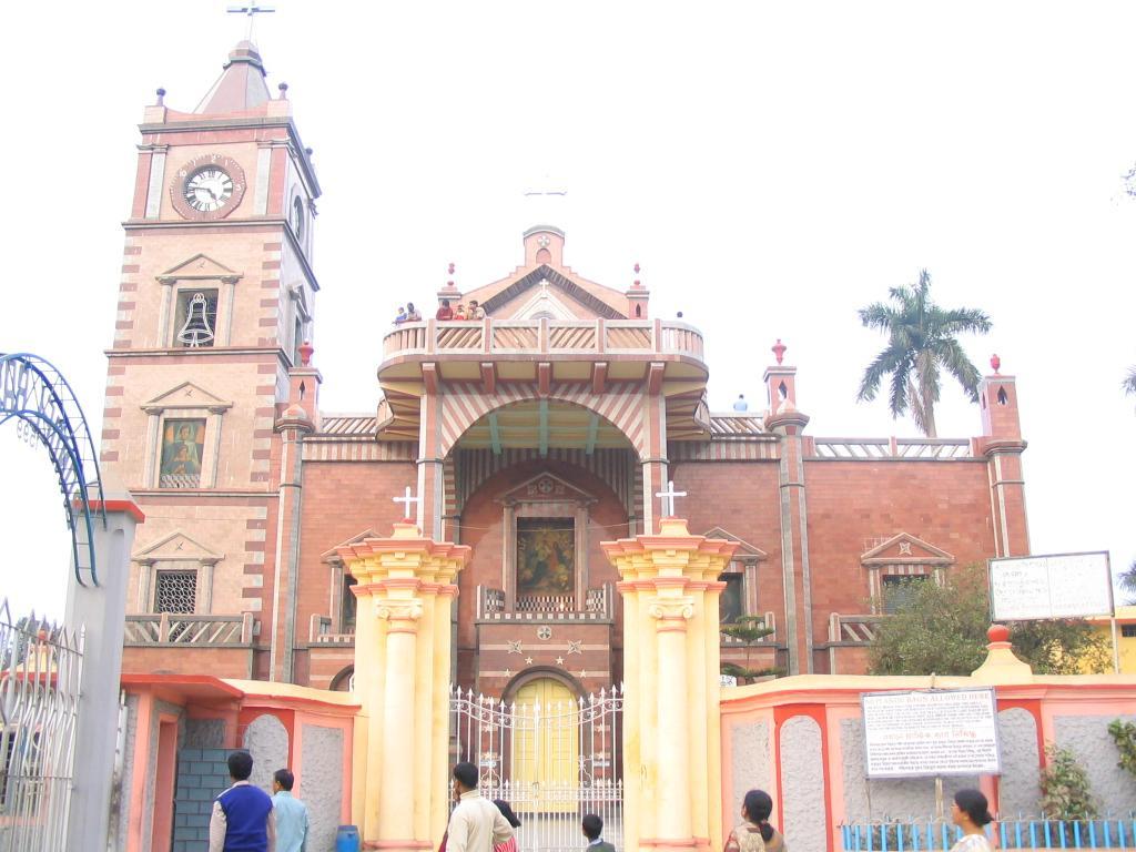 Bandel Basilica Church