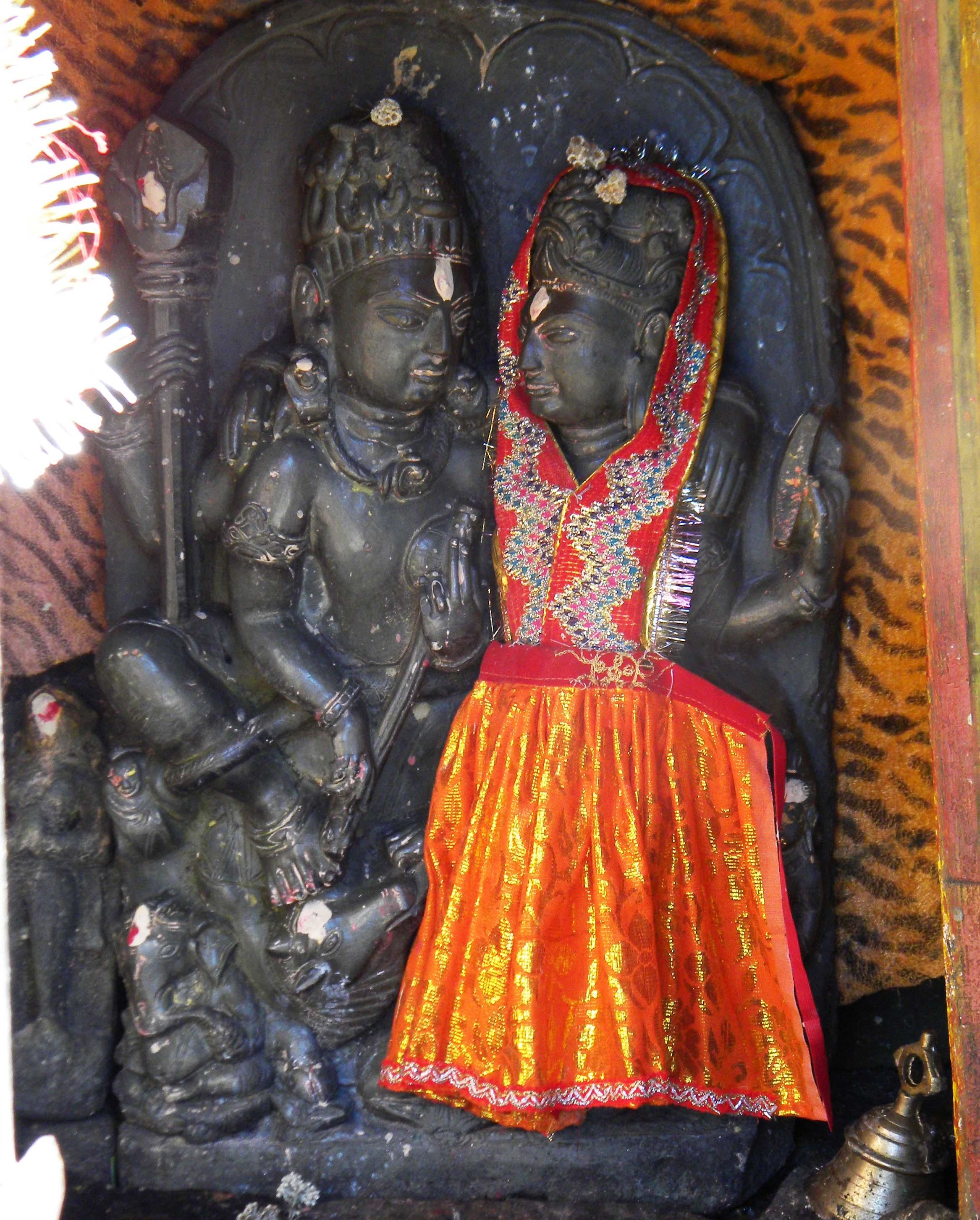 Banthia Devta Temple