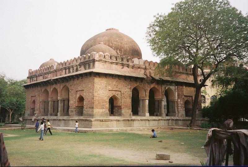 Barakhamba Tomb