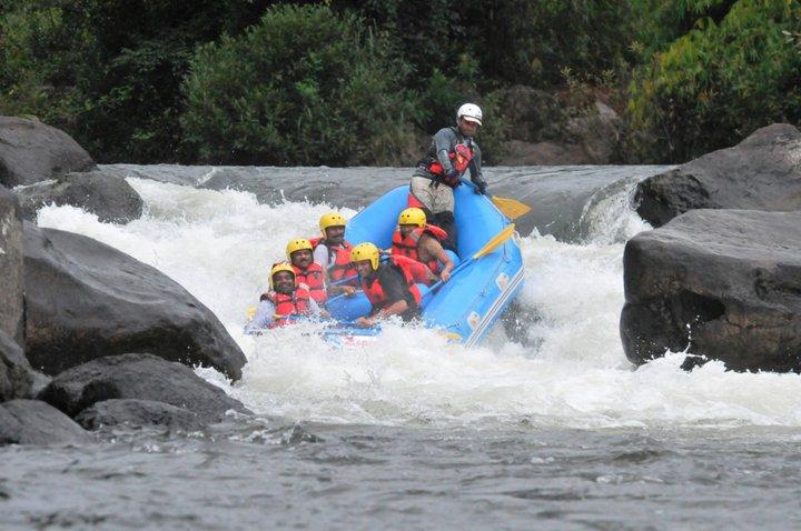 Barapole Rafting