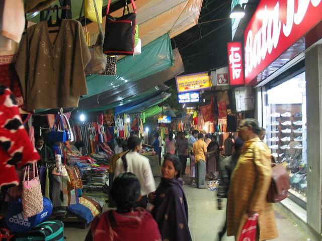 Bat Tola Market