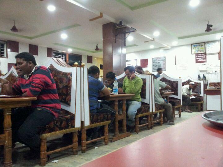 Bawarchi Mughal Restaurant