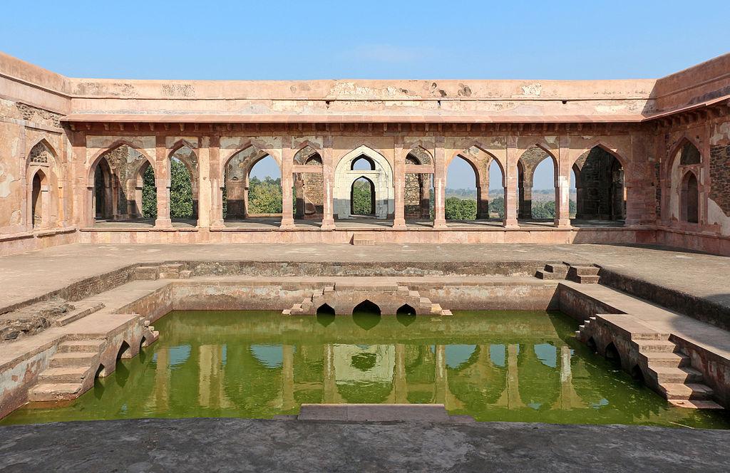 Baz Bahadur's Palace