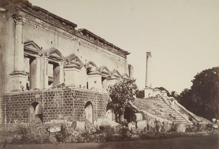 Begum Samru's Palace