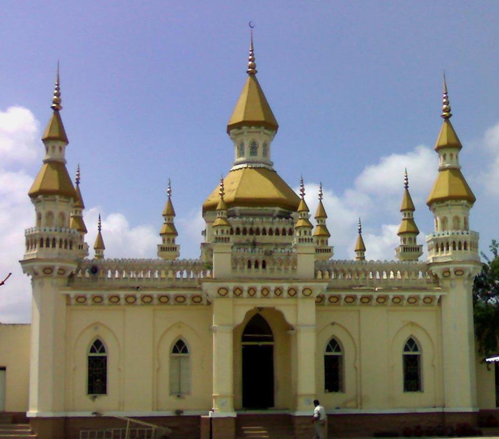 Begumpet Mosque