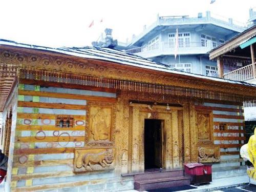 Bekhli Mata Temple