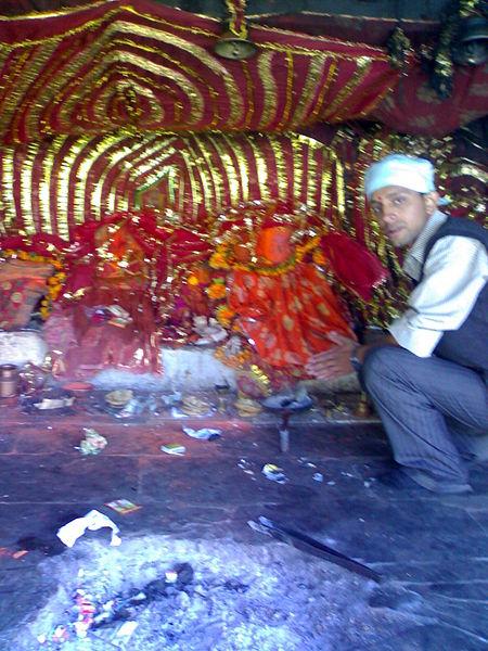 Bharmani Mata Mandir