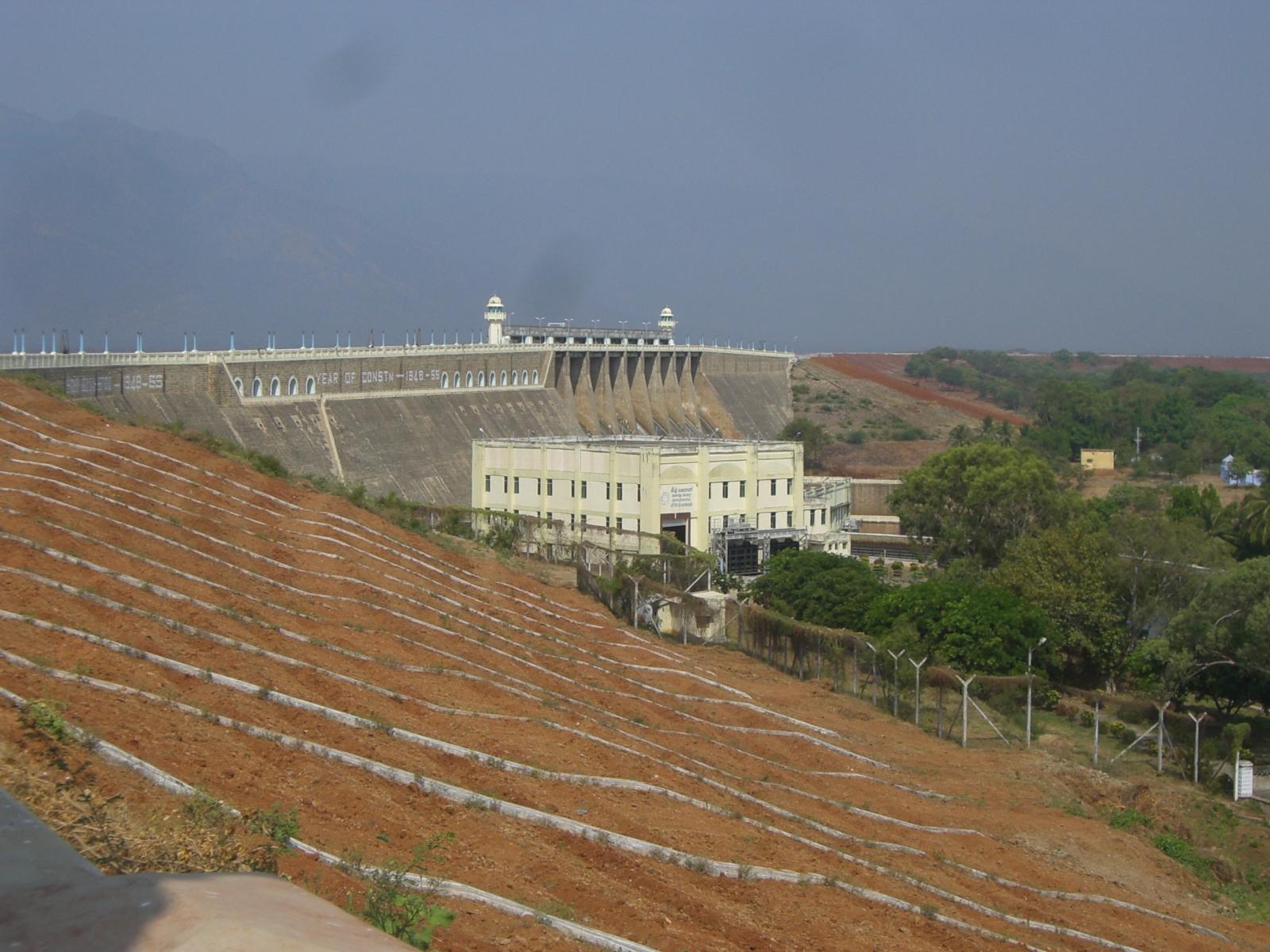 Bhavani Sagar Dam