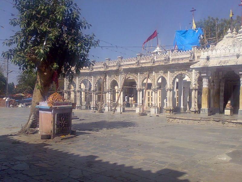 Bhid Bhanjan Temple