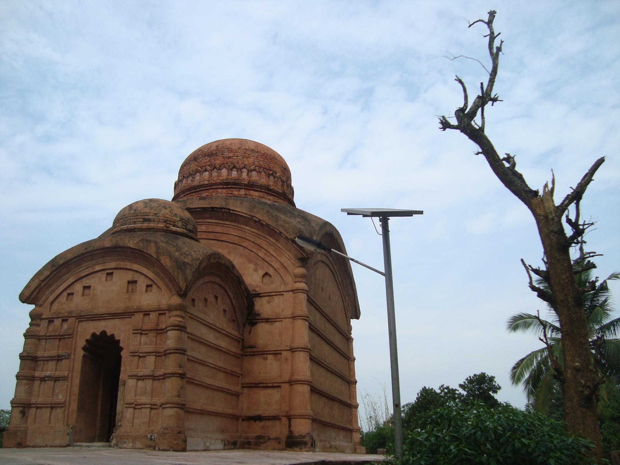 Bhubaneshwari Temple