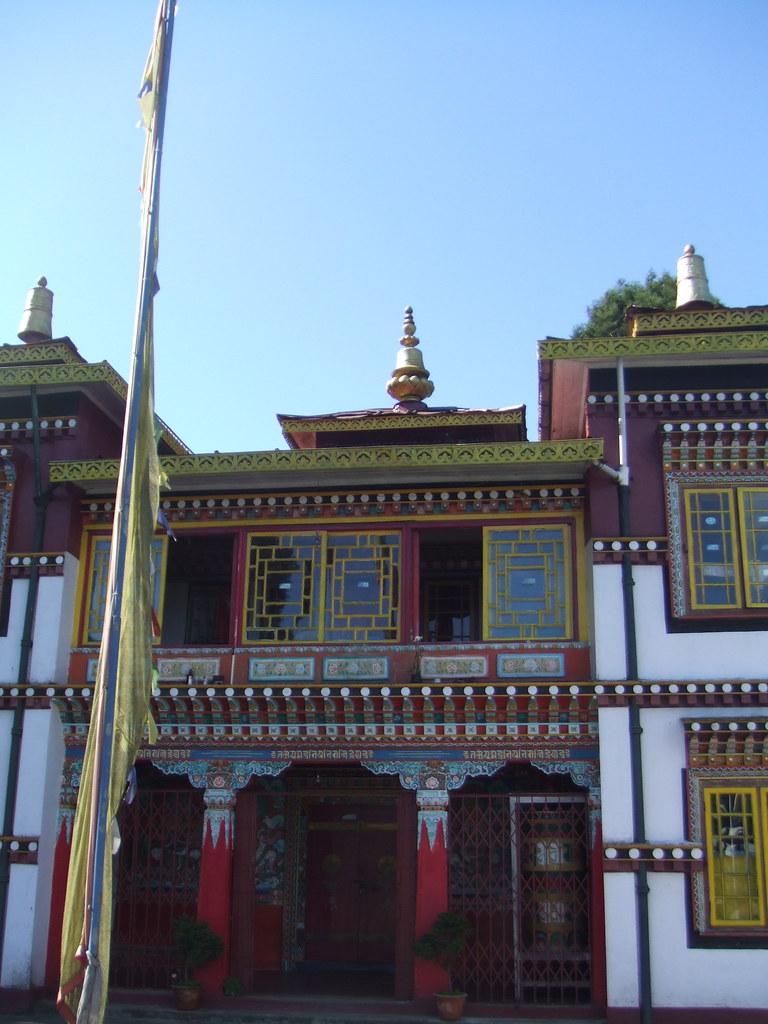 Bhutia Basti Monastery