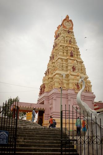 Bhuvaneshwari Temple