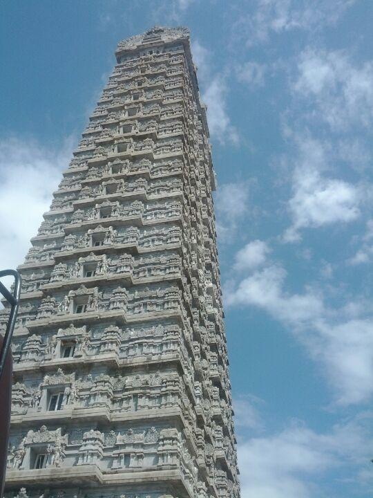 Bhuvaneswari Temple