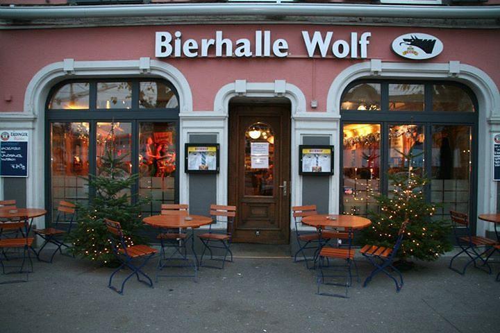 Bierhalle Wolf