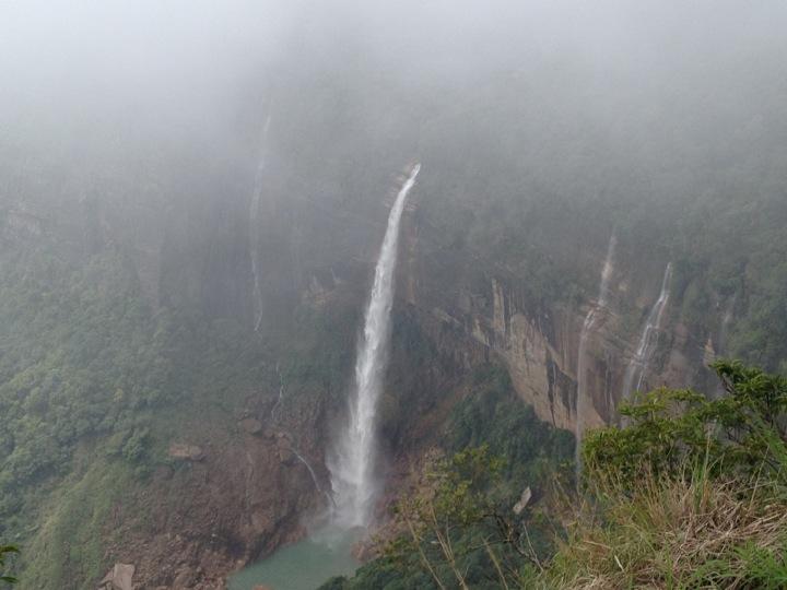 Bishop and Beadon Falls