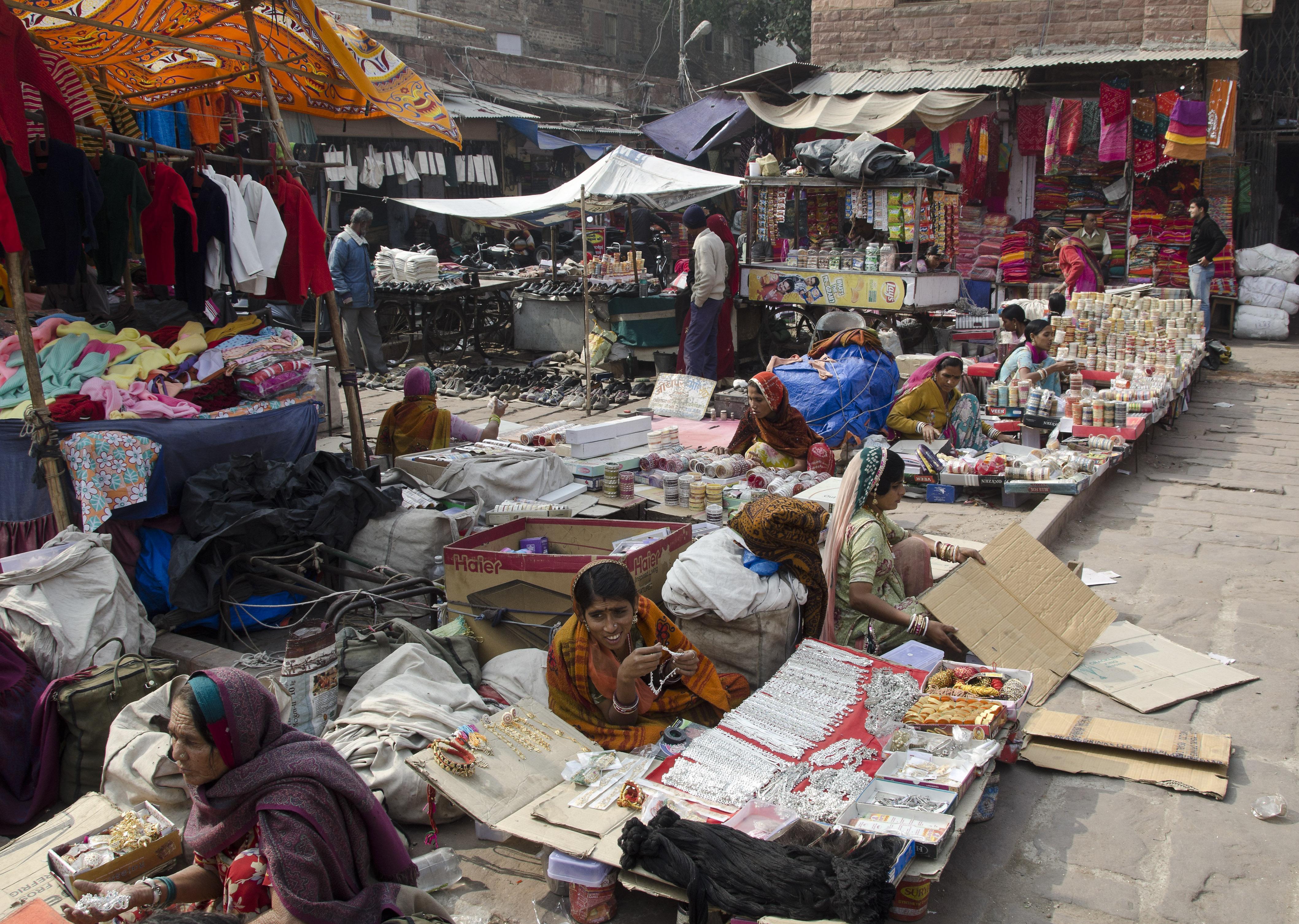 Bittan Market Haat