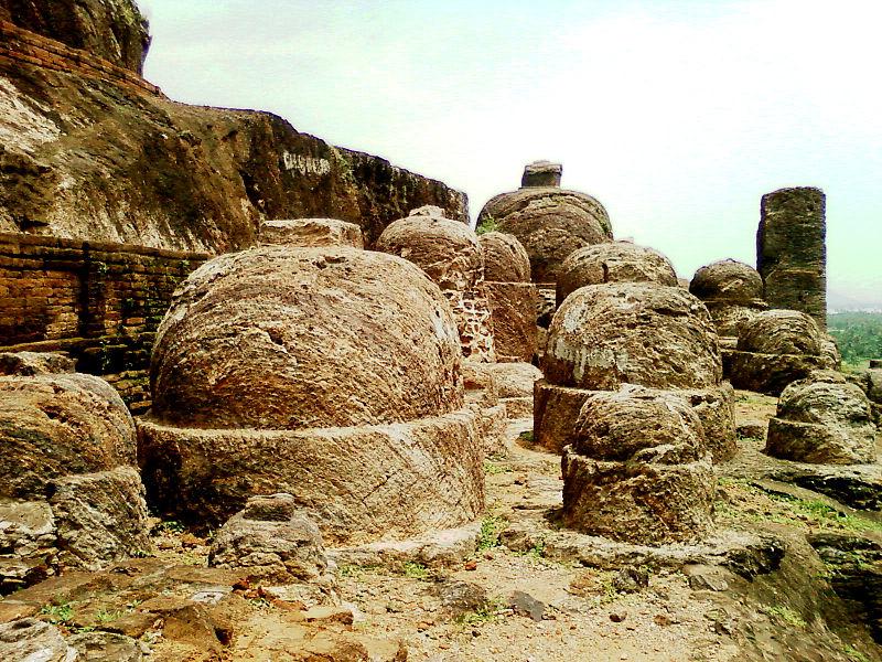 Bojjannakonda Buddhist Stupa