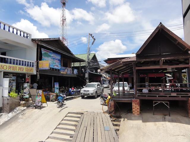 Bophut Fisherman's Village