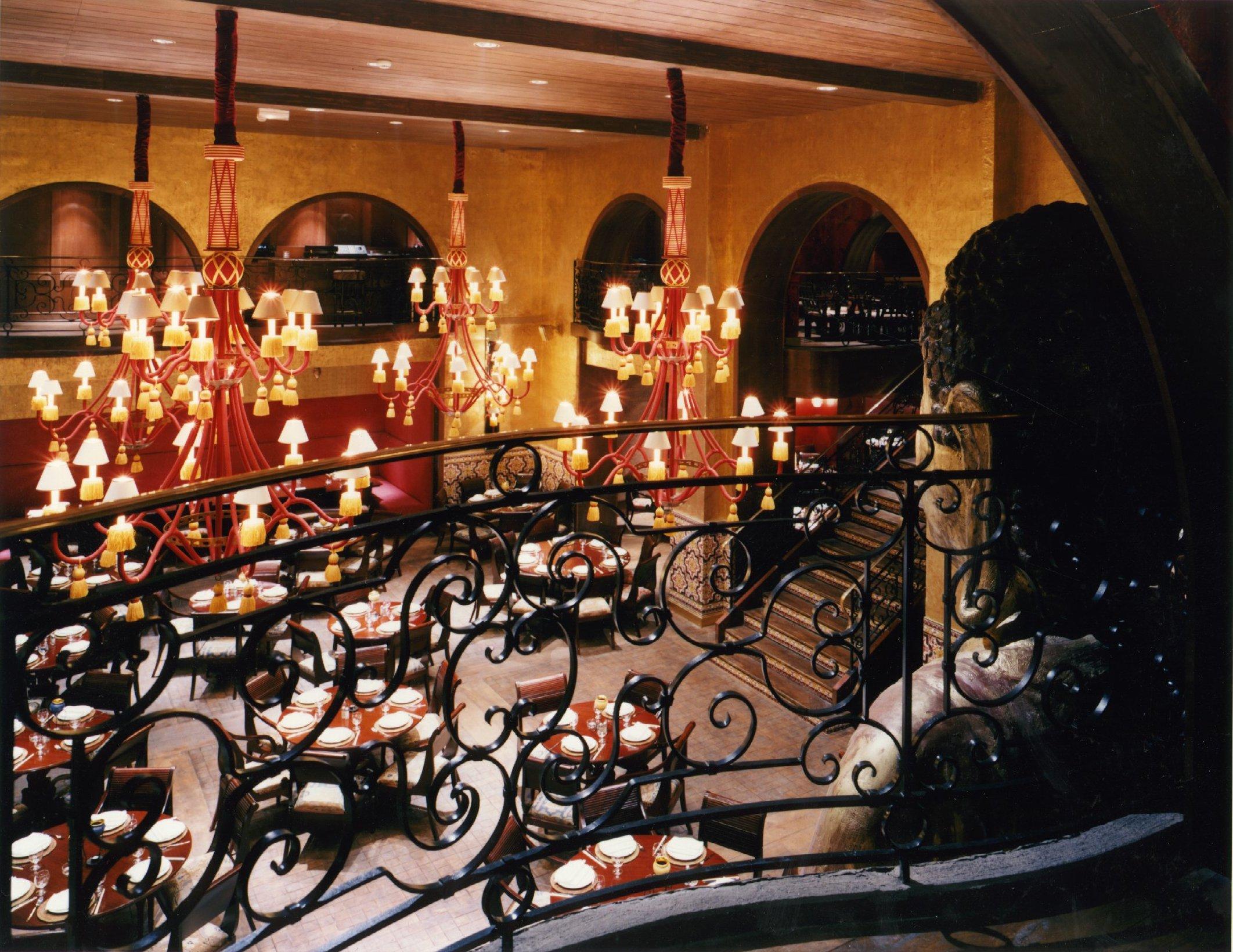 Budapest World Cuisine & Bar
