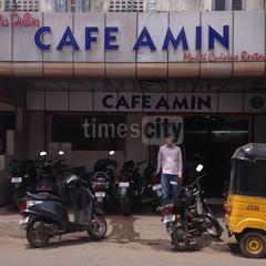 Cafe Amin's