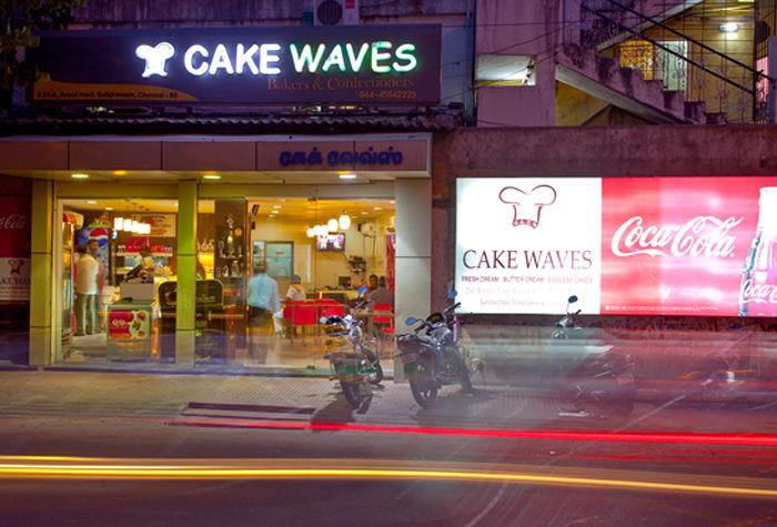 Cake Waves