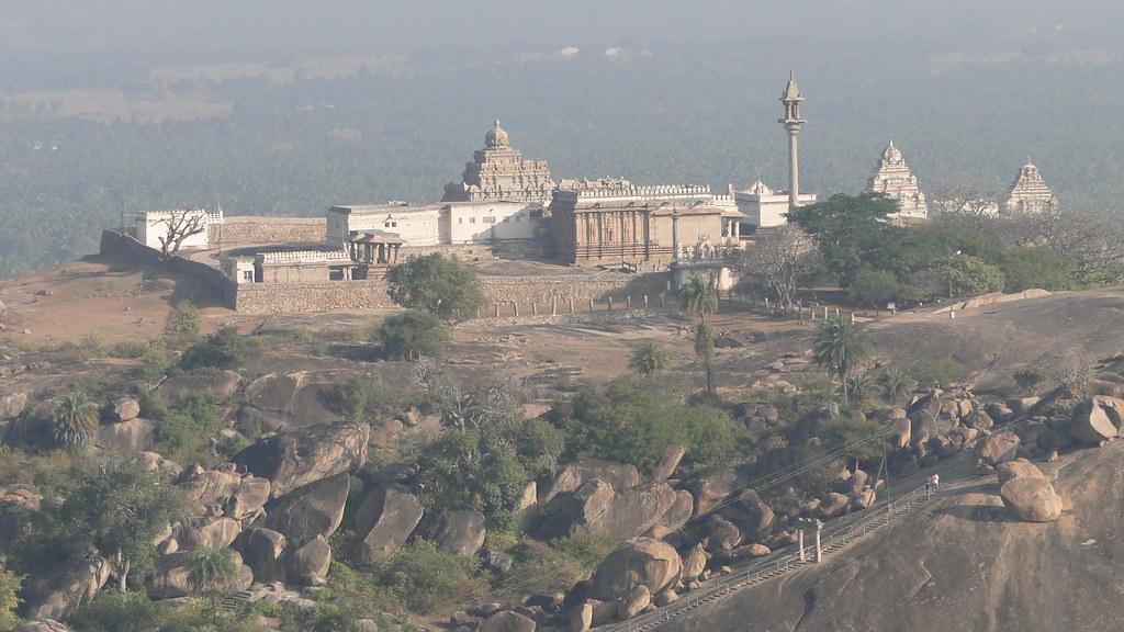 Chandragiri Hill