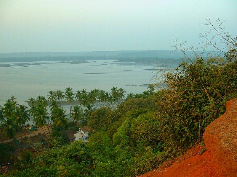 Chapora Village