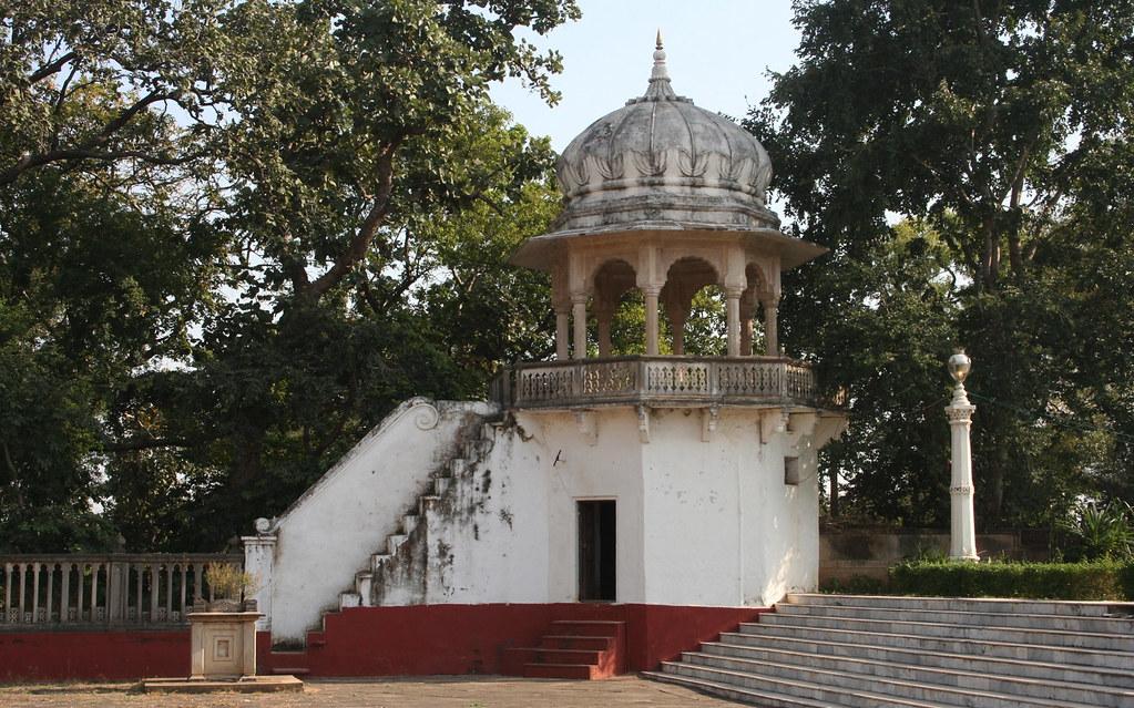 Chhatris of Scindia Dynasty