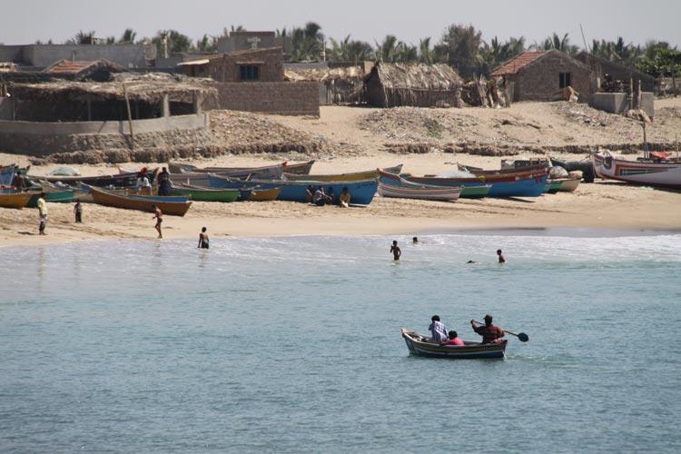 Chorwad Beach