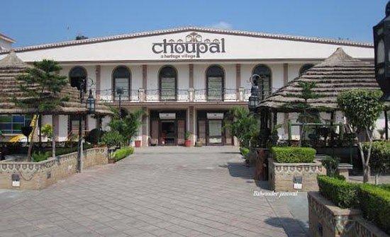 Choupal Restaurant-A Heritage Village