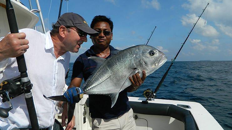 Cinque Island - Game Fishing