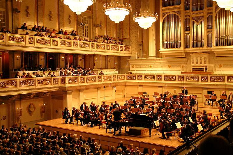 Concert at Konzerthaus