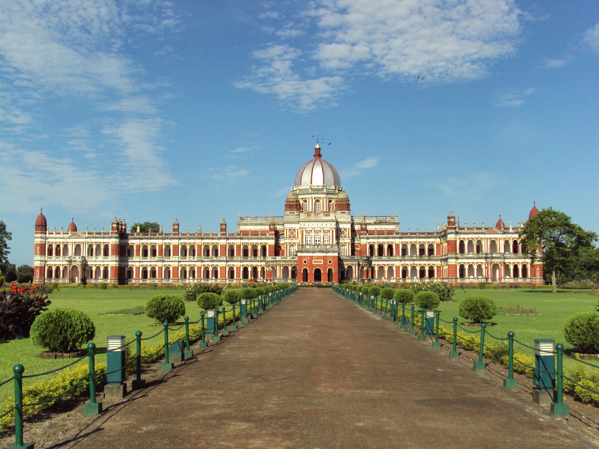 Cooch Behar Royal Palace