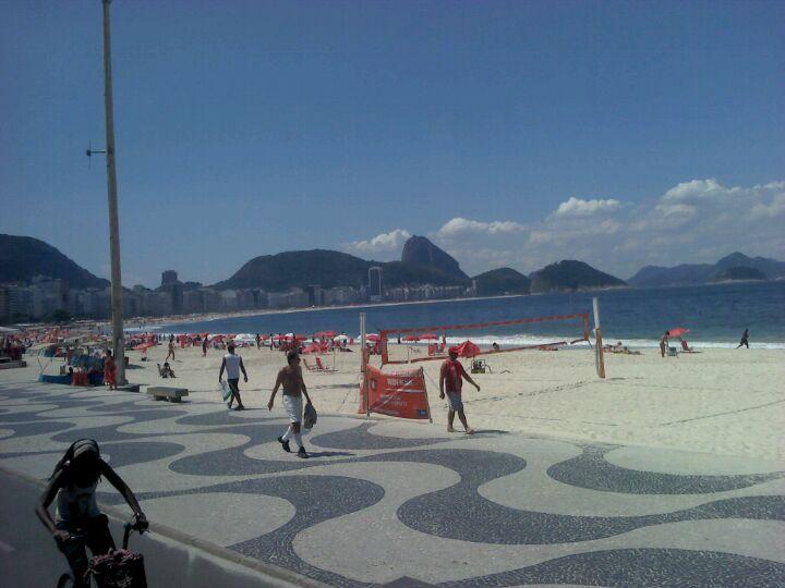 Copacabana Fair