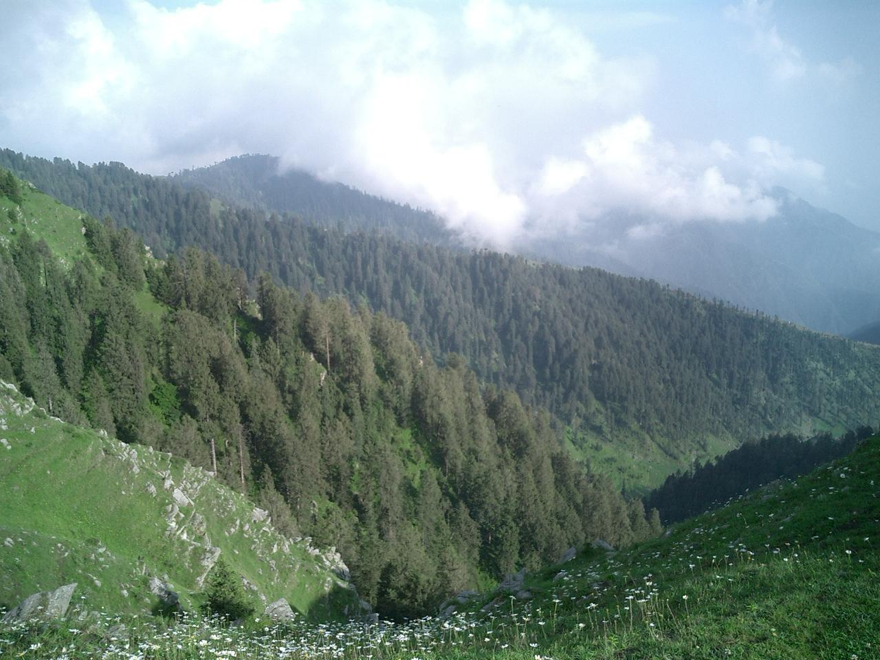 Dain Kund Peak