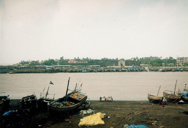 Daman Ganga River Banks