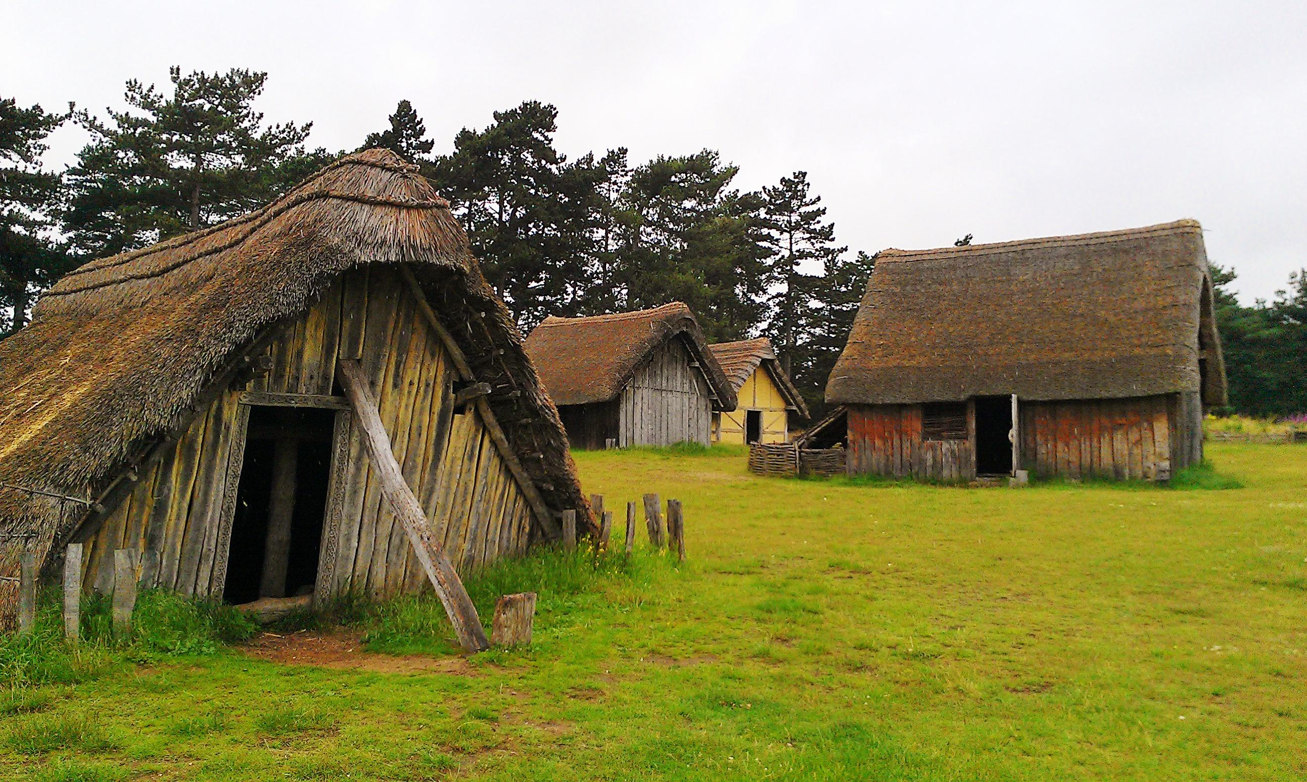 Darkot Village