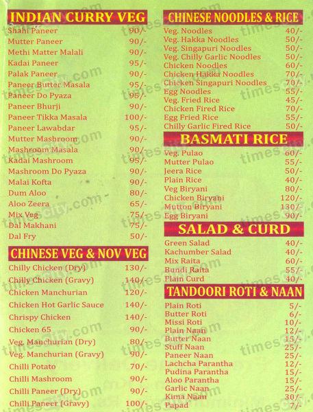 Delhi Rasoi Chicken Corner