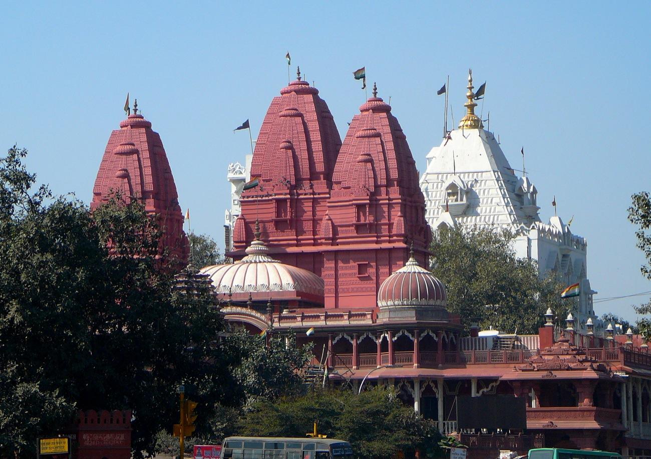 Digambara Jain Lal Mandir