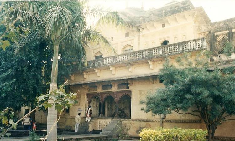 Dinman Hardaul's Palace
