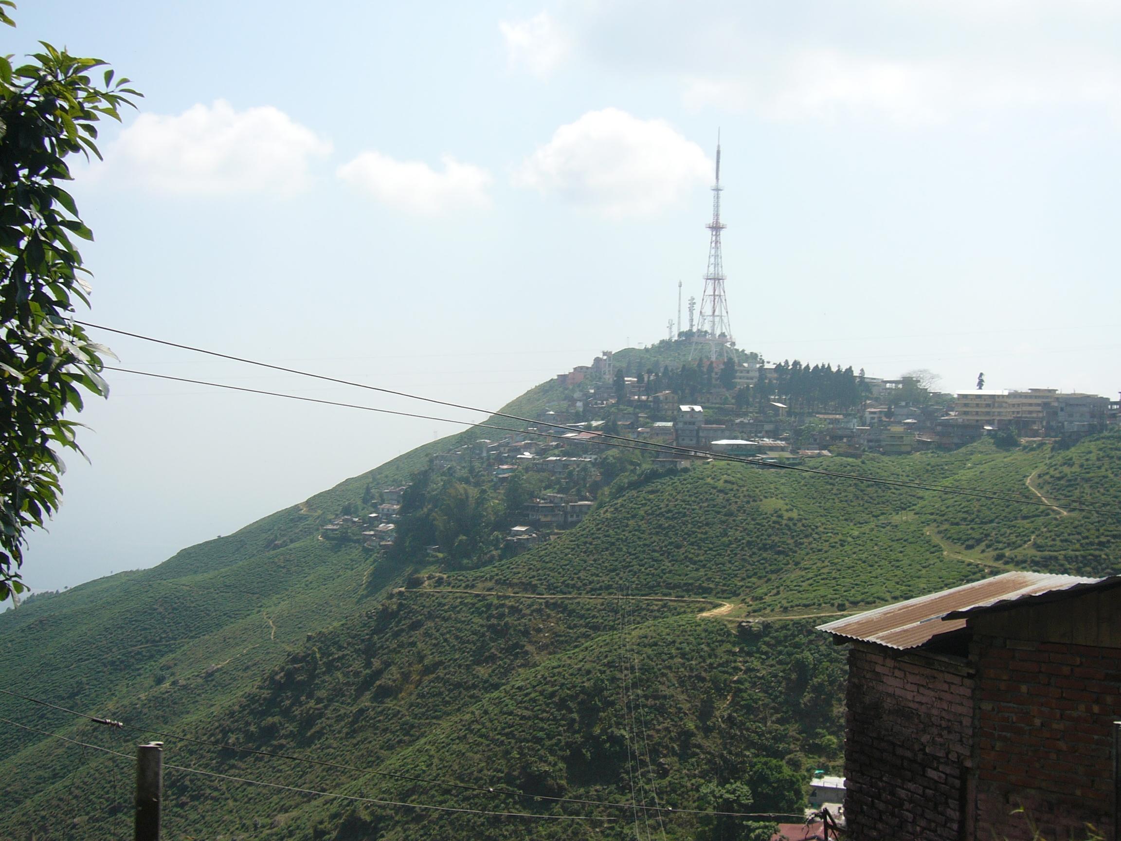 Dow Hill , Kurseong
