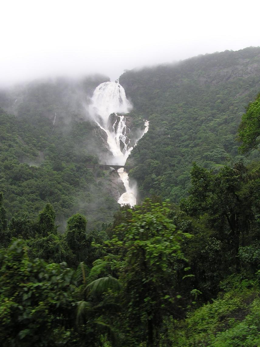 Dudh Sagar Waterfalls