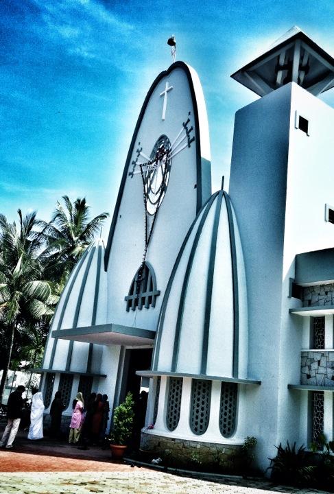 Edapally St George Church