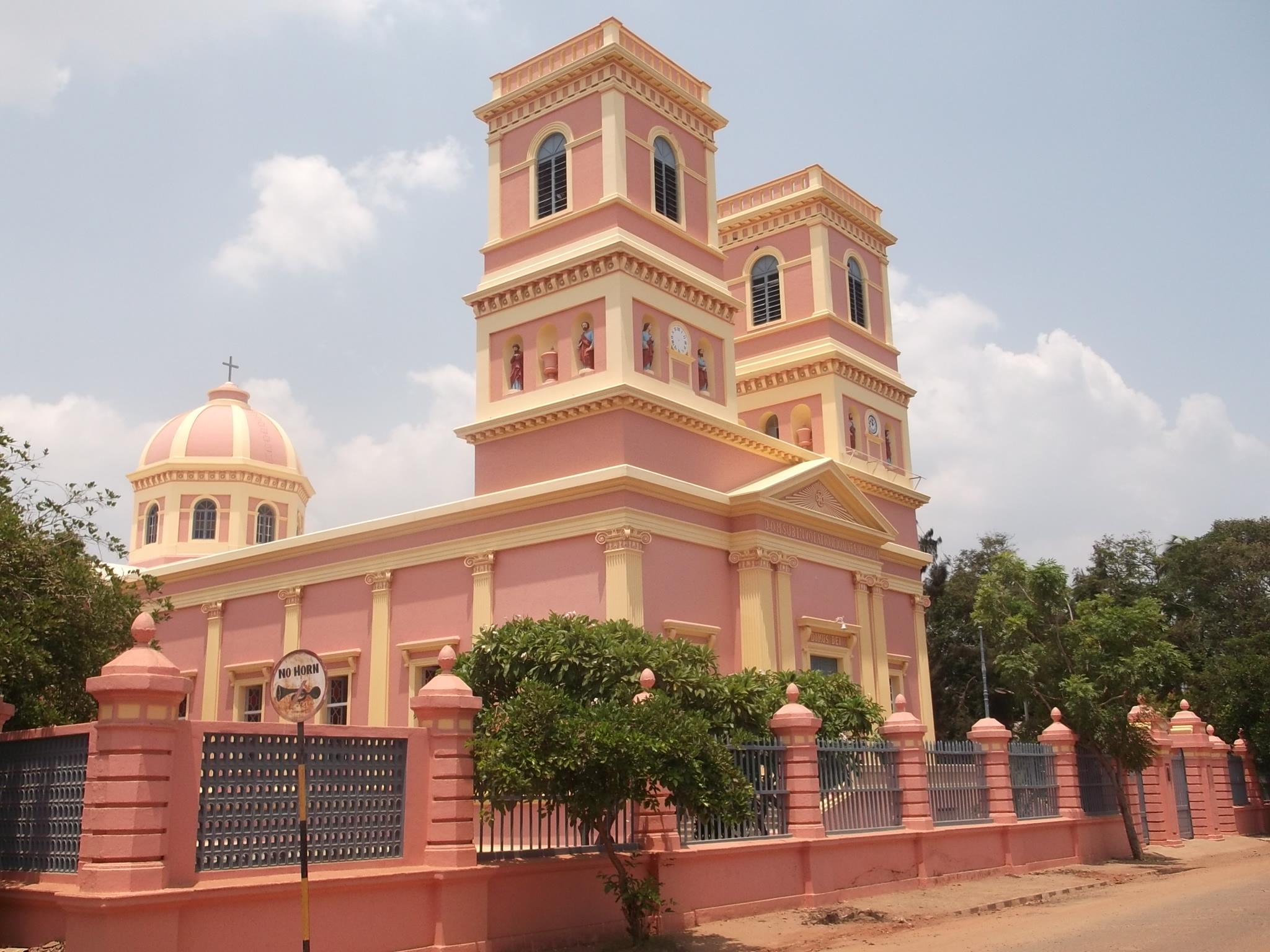 Eglise De Sacre Coeur De Jesus Church