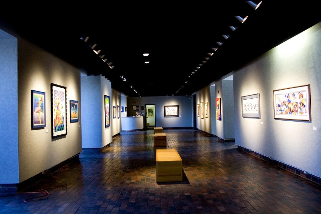 Experimental Art Gallery