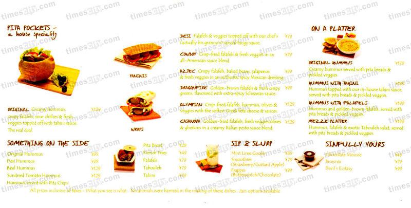 Falafel's- Veg Hummus House