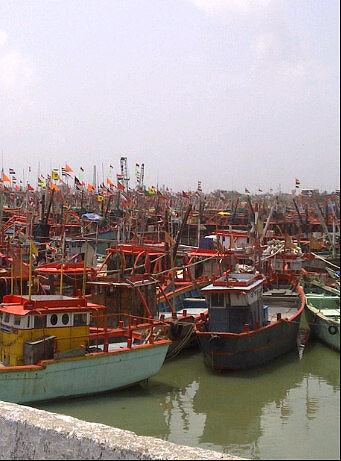 Fisher Man Whaf