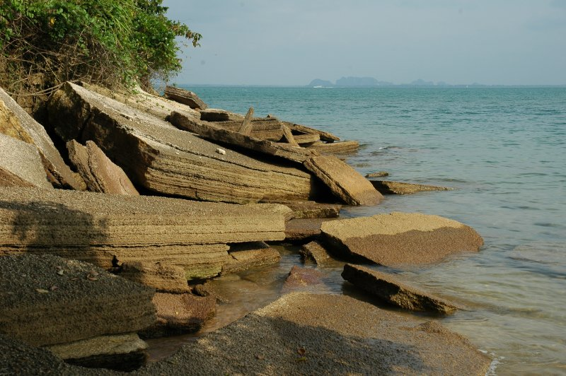 Fossil Shell Beach