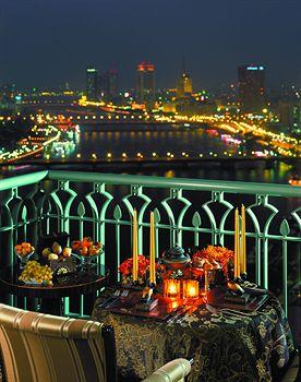 Four Seasons Cairo Nile Plaza