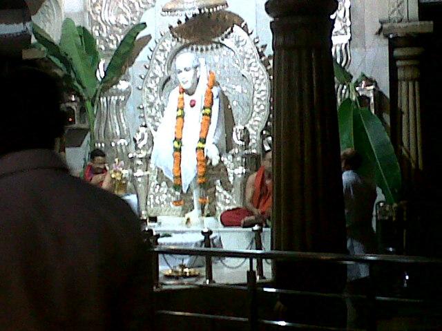 Ganapathi Panchyatanam And Saibaba Temple